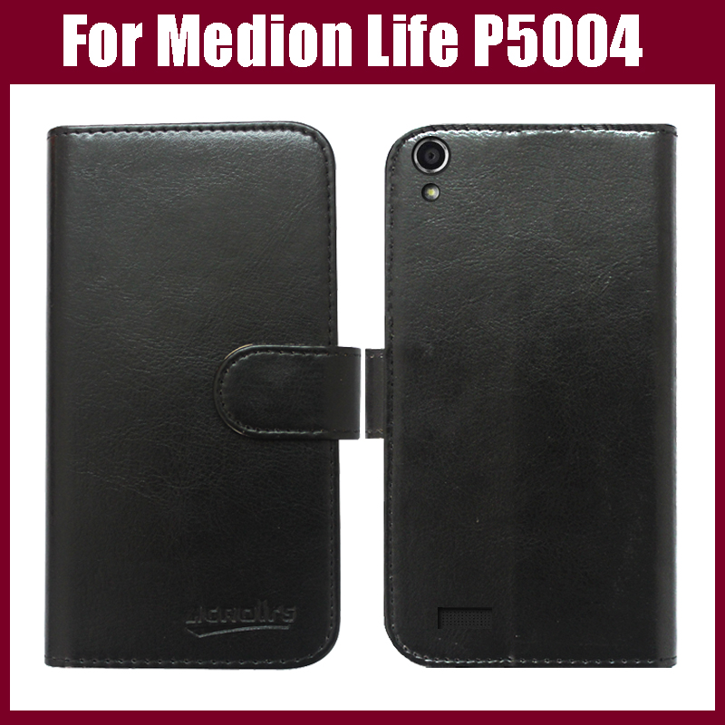 Medion Life <font><b>P5004</b></font> Case New Arrival High Quality Flip Leather Exclusive Protective Cover Case For Medion Life <font><b>P5004</b></font> Case image