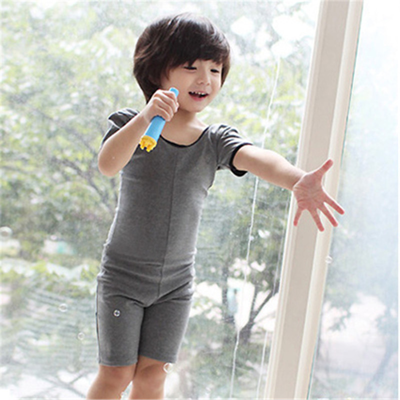 New Boys Kids Cotton Ballet Dress Costumes Performance Dancewear Ballet Dance Clothes Gymnastics Leotard For Children Boy