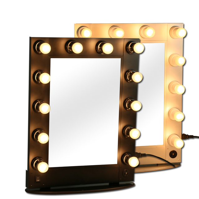 Professional Makeup Mirror Mirrors With Bulbs Makeup Artist Mirror