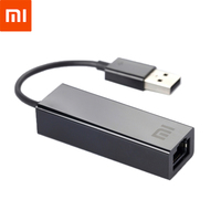Xiaomi USB 2 0 Gigabit Ethernet Adapter USB To Rj45 Lan Network Card 10 100Mbps For