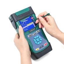 Orientek K320 OTDR SM 1550nm/K330 OTDR SM 1310/1550nm Fiber Optic Tester Mini OTDR FTTH Fiber Maintenance Tester