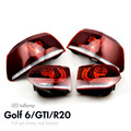 Original R20 Styling Car Rear Lights Tail Light LED DRL+Signal+Brake+Reverse Lamps For VW Golf 6 VI MK6 GTI R20 Golf6 2009-2012