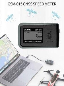 Image 2 - SKYRC di Alta Precisione GNSS GPS Misuratore di Velocità GSM 015 GPS Tachimetro per RC Drone FPV Multirotor Quadcopter Aereo Elicottero