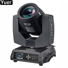Beam 230W 7R Moving Head Light Touch Screen White Black Casing DJ Disco For Club Nightclub Bar Party Lights