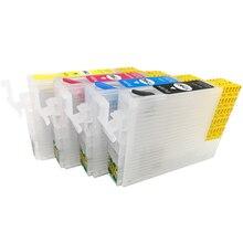 5 комплектов T2991 29XL заправляемые чернильные картриджи для принтеров Epson XP-235 XP-332 XP-335 XP-432 XP-435 XP-247 XP-442 XP-342 принтер