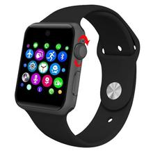 DM09 bluetooth Smart Uhr Sync Notifier unterstützung Sim Karte sport smartwatch Für apple iphone Android-Handy