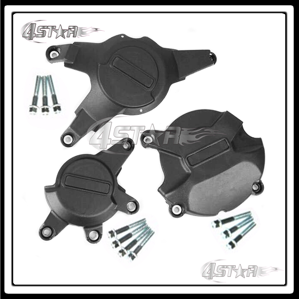 Motorcycle Racing Set Engine Cover Protection Case Kit For CBR1000RR CBR 1000 RR 2008 2009 2010 2011 2012 2013 2014 2015 2016 motorcycle engine case cover set engine cover kit protection fit cbr1000 2008 2015