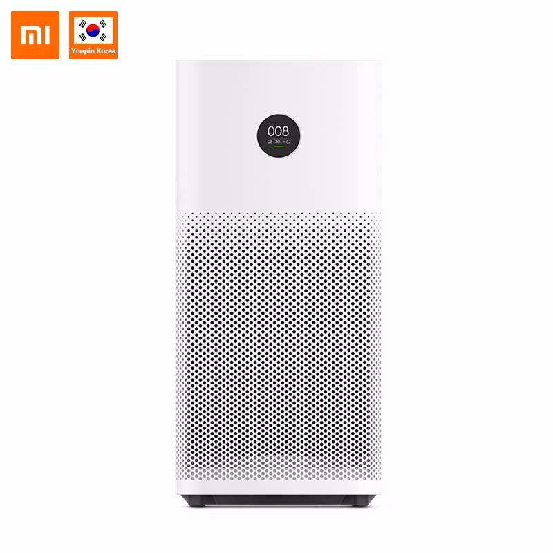Xiao mi mi purificateur d'air 2 S stérilisateur ajout au formaldéhyde nettoyage Intelligent ménage filtre Hepa application intelligente WIFI RC - 2