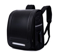 Geniune Japanese Backpack Randoseru Leather Backpack For Boys Girls Primary High Quality Kids School Bags Korean Style Backpack
