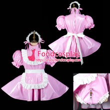 costume lockable dress Sissy