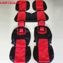 CARTAILOR seat cover for peugeot 206 cc car seat covers accessories