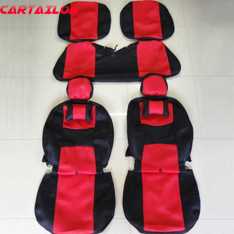 cartailor sitzbezug für peugeot 206 cc autositzbezüge zubehör set