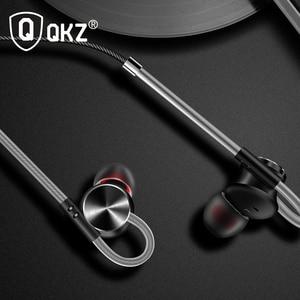 Image 5 - หูฟังหูฟัง QKZ DM10 CNC HiFi หูฟังชนิดใส่ในหู fone de ouvido โลหะ DJ MP3 ชุดหูฟัง auriculares audifonos