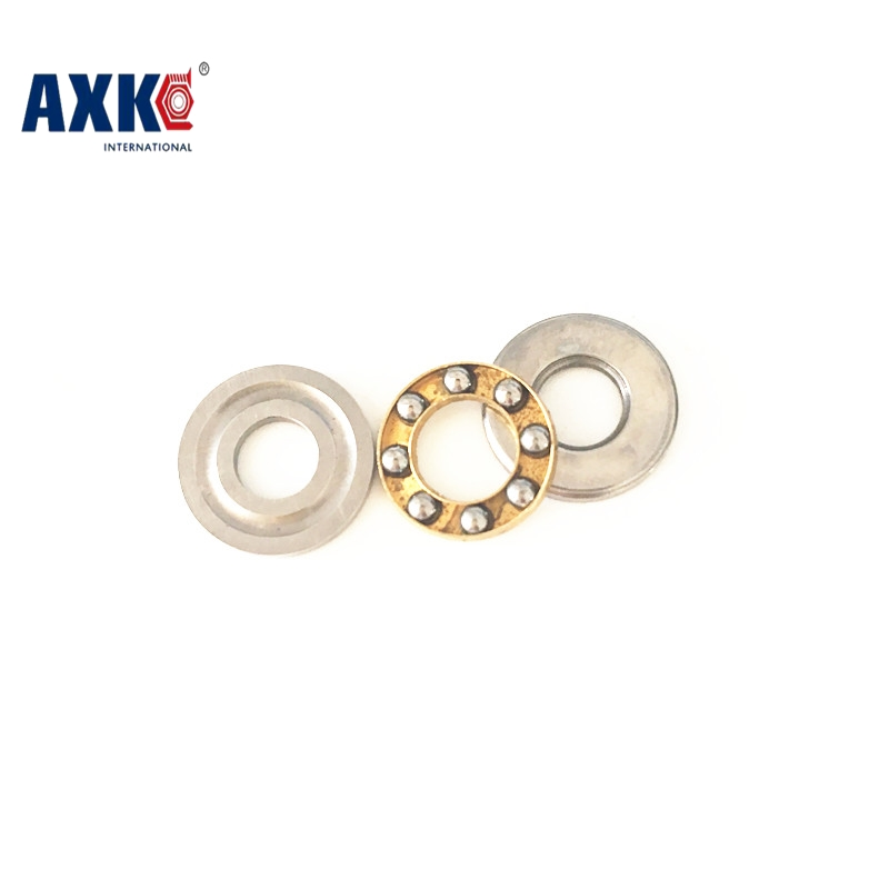 Free Shipping Axial Ball Thrust Bearings F9-20M (BA9 AKL9) 9*20*7 mm Plane thrust ball bearing