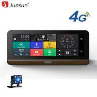 Junsun Car DVR Camera 4G Supported Plus 7 80 Android 5 1 GPS Bluetooth Dash Cam