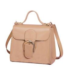 Women Leather Bag Fashion Designer Handbags for 2019 New Crossbody Shoulder Bags Messenger Bag Lady Totes Sac a Main Bolso Mujer