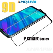 The 9D toughened glass For huawei P Smart 2019 P Smart plus full-cover toughened glass case