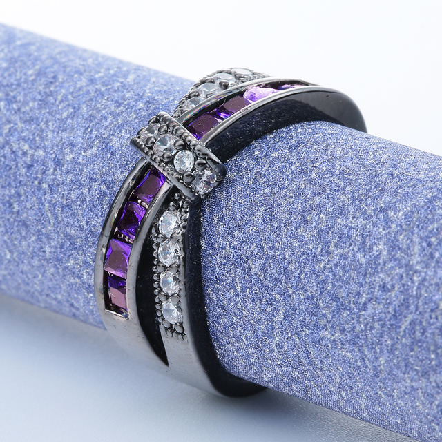 Женское Обручальное Кольцо hainon роскошное обручальное кольцо