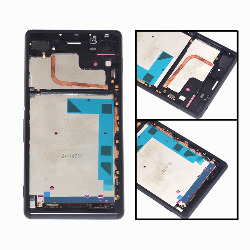Image 2 - For Sony Xperia Z3 LCD Display Touch Screen Digitizer Assembly For Sony Xperia Z3 lcd L55T D6603 D6653 Display Screen LCD+Tools-in Mobile Phone LCD Screens from Cellphones & Telecommunications
