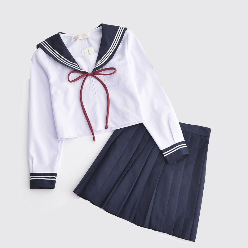 JK Harajuku Sailor Japanese School Uniform.