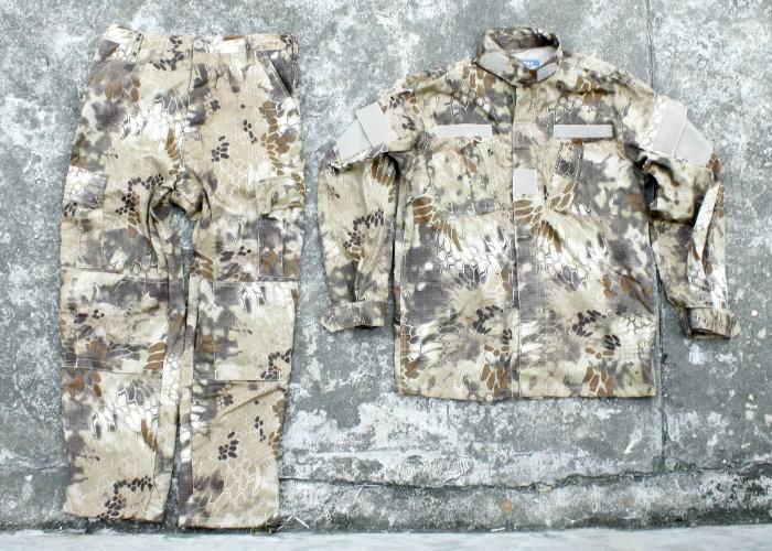 TMC Field Shirt & Pants R6 Uniform Suit In Kryptek Highlander+Free shipping(SKU12050359) tmc field shirt