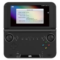 Gpd Xd Plus Gamepad Tablet Pc Mt8176 5 Inch 1280 x 720 Handheld Game Pc 4Gb Ram 32Gb Ips H Press screen For Android/Linux Eu P