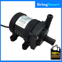 Free shipping JT 800EX 650L/H 12V 24v Mini DC Brushless Booster Water Pump Bathing Machine Water Pump Bringsmart