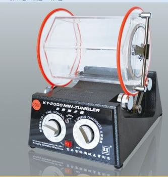 110V Capacity 5 kg Polished ,Rotary Tumbler polishers ,Jewelry Polishing Machine