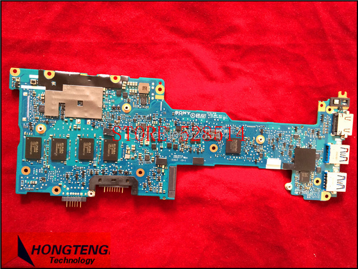original for Sony Vaio SVP13 Series Motherboard WIT SR16Z CPU  V270-MBX 1P-0134J00-8011  100% Work Perfect автомобильные колонки 13 см sony xs fb1320e z