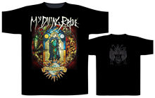 My Dying Bride - Feel The Misery T-SHIRT L Katatonia Paradise Lost Anathema Brand 2018 New T Shirt Man Cotton Classic