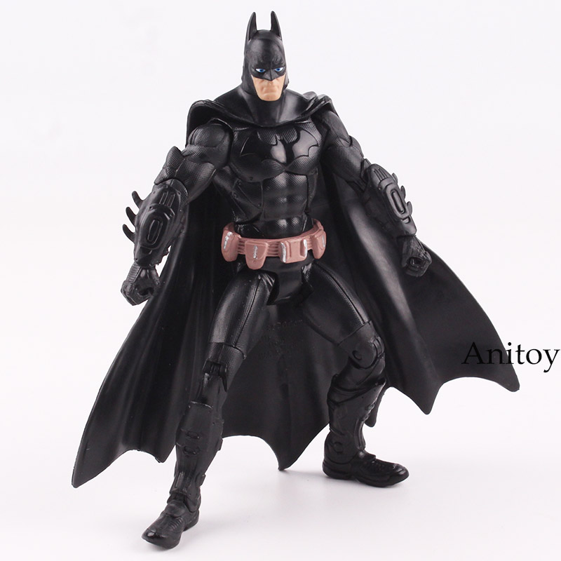 Boys Favourite Toys Batman Action Figure Joint Moveable Various Pose Marvel Super Heroes Avengers Figure Kids Toy 718CM #020