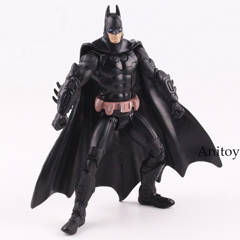 Jungen Lieblings Spielzeug Batman Action Figure Gemeinsame Bewegliche Verschiedene Pose Marvel Super Heroes Avengers Figur Kinder Spielzeug 7