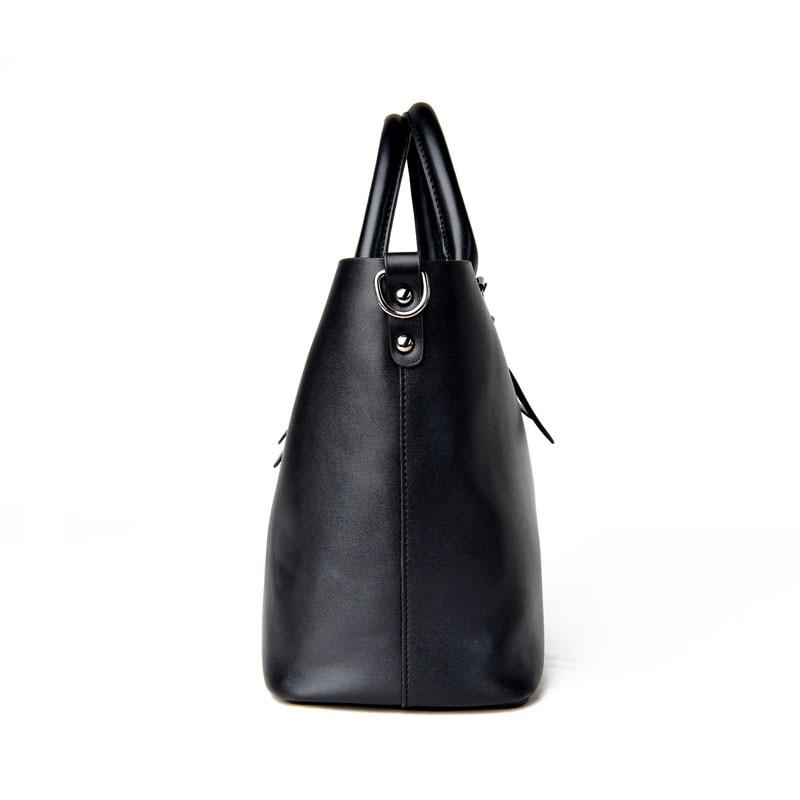 bolsas de couro bolsa de Exterior : Nenhum