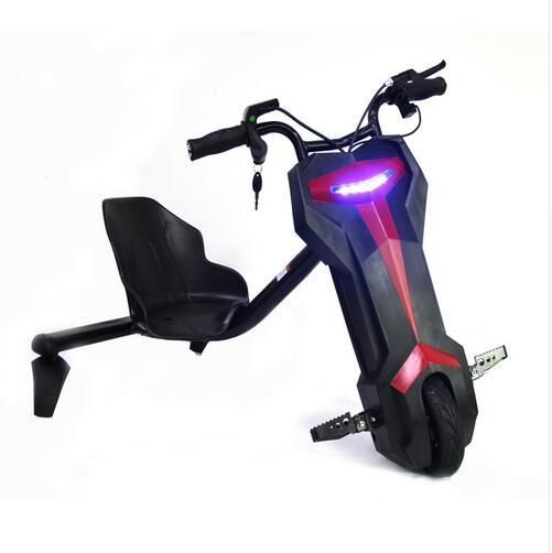 2018NEW Karting de dérive électrique de scooter électrique de 8 pouces hoverboard Extérieur cool électrique trois roues scooter Nouvelle dérive scooter