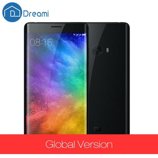 Dreami Global Version Xiaomi Mi Note 2 Prime Mobile Phone Snapdragon 821 Quad Core 6GB RAM 128GB ROM Dual 3D Glass Cellphone