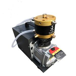 Image 5 - 4500psi 30mpa 300bar bomba pcp compressor de ar alta pressão bomba de ar elétrica para cilindro tanque enchimento gás 110v 220v