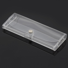 Стильный Прозрачный Чехол для очков и солнцезащитных очков
