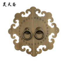 [Haotian vegetarian] Ming and Qing antique Chinese furniture, copper fittings copper antique copper handle copper live HTB-161 C