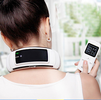 3d Smart Cervical Massager Heating Kneading Neck Electric Magnet Therapy Meridian Health Care Rechargeable Electronic Joint