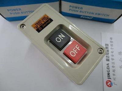 5pcs Power Pushbutton Switch TBSP-330 3P 30A 3.7KW QC [vk] av044746a200k switch pushbutton dpdt 6a 125v switch