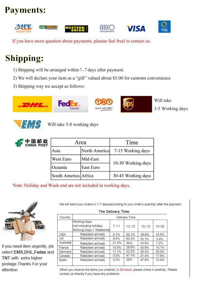 new pay& ship