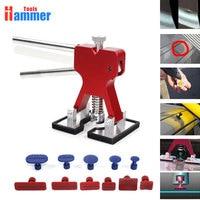 PDR Tools For Car Kit Lifter Paintless Dent Repair Tools Hail damage Hand Tools Set kit car dent repair tools
