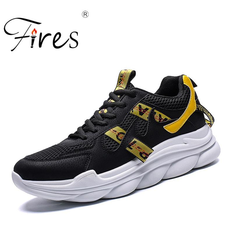 Sneaker Women 2019 New Spring Atunmn Breathable Men Shoes -4365