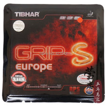 Origianl TibharGRIP-S EUROPE table tennis rubber table tennis rackets racquet sports made in Germany