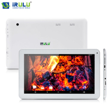 "IRULU eXpro X1 Plus 10.1 ""Tablet Quad Core 1 GB/16 GB del Androide 5.1 de la Tableta 1024*600 HD Bluetooth WiFi Cámara Dual 2MP 5500 mAh"
