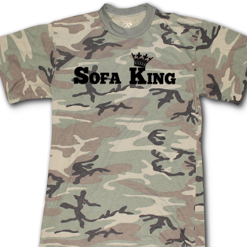 Sofa King Awesome T Shirt Empress Tufted Upholstered 2018 New Short Sleeve Tee Funny College Humor Tv Couch Potato Male In Shirts From Men S Clothing On Aliexpress Com
