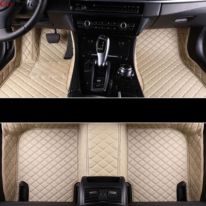 Car Believe car floor mat For Audi a5 sportback a3 a4 b8 avant q7 2007 a6 c5 a5 q5 q3 tt accessories carpet rugs floor linersCar Believe car floor mat For Audi a5 sportback a3 a4 b8 avant q7 2007 a6 c5 a5 q5 q3 tt accessories carpet rugs floor liners