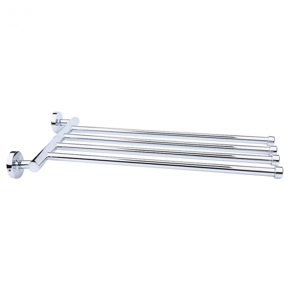 compare prices on swivel towel bar online shoppingbuy low price  - home bathroom  swivel towel bar holder rack rail hanger stainless steelwall mounted towel bars