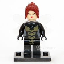 10pcs XIH 154 Building Blocks Super Heroes Avengers ANT-MAN MiniFigures Yellow Jacket Woman Bricks Action Mini Figures Toys