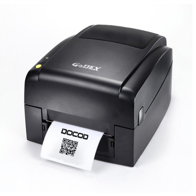 USB QR code printer 104mm thermal & thermal transfer label printer for printing adhesive sticker, price tag, shipping mark adriatica часы adriatica 3143 2113q коллекция twin